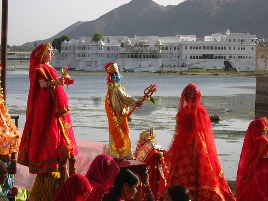 Mewar Festival in Udaipur_0